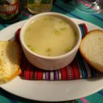 Wonderful asparagus soup