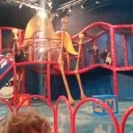 Play Area In Buzz's Pizza Planet