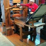 International Printing Museum Photo