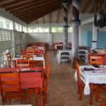 inside setting restaurant