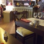 la salle du restaurant rez de chaussee