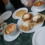 Tostadas + Quesadillas