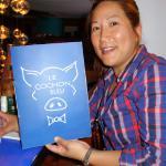 Photo de le cochon bleu