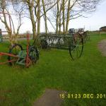 Farm Implements on Show