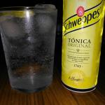 Gin Tonic de Beefeater con twist de limón