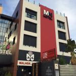 Hotel Malaga Nostrum Foto