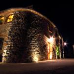 Antica Dimora by night