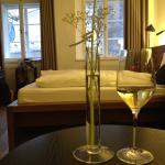 Art Hotel Blaue Gans Foto