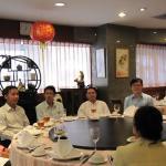 เลี้ยงฉลองปีใหม่ด้วยอาหารจีน @ De'Moc (Cafe) Hotel