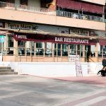Front of Terra Mare restaurant