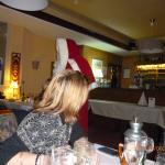 Le Père Noël rend visite aux adultes