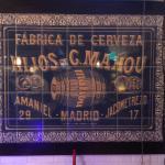 La cerveza de la casa