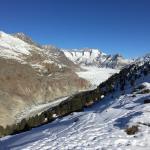Aletsch Glacier 이미지