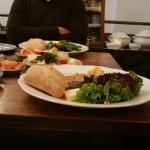 1900 Cafe Bistro Foto