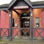 Entrance of the Howgate Brewer's Fayre restaurant