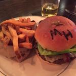 Malt House Burger