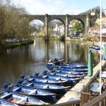 River Nidd, Knaresborough, Yorkshire