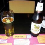 Local Thai beer