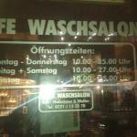 Cafe Waschsalon Ehrenstraße Köln