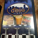 d'egg diner Photo