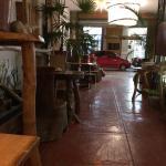 Inside Cafe Atrapasuenos