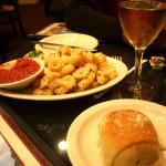 calamari & bread