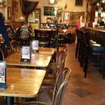 Dining Area at El Loco Mexican Cafe