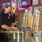 So Many good Beers on Tap which to choose