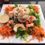 Shrimp Cobb