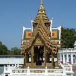 Phra Thinang Aisawan Thiphta-Art Foto