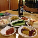 Banchan(Side dishes)