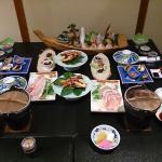 夕食(2人分)