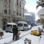 Albinas Hotel Foto