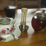 A large range of loose leaf tea (done properly!)