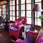 Private patio from El Cuarto Bonito (#4)