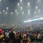 Concert Stars 80 à l'Accor Hotels Arena