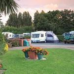 Zdjęcie Rowntree Park Caravan Club Site