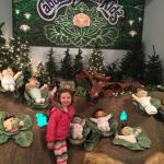 Charley in the cabbage patch