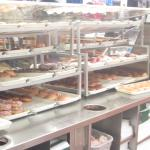 closer view of donuts
