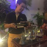 Bamboo Kitchen Foto