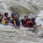 Foto de Rapidos rio Pacuare Costa Rica