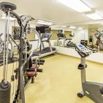 Fitness Room - Super 8 Grande Prairie