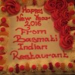 BASMATI'S NEW YEAR 2016 CELEBRATION