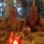 Dining at Limencello