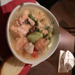 """""""klare"""" Fischsuppe, unschlagbar"""