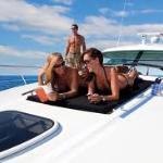 Sea Ray yacht