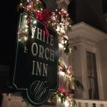 The White Porch Inn in December