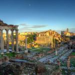 Eyes of Rome