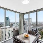One Bedroom Executive balcony view