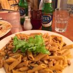 Pasta of the Day with Chicken